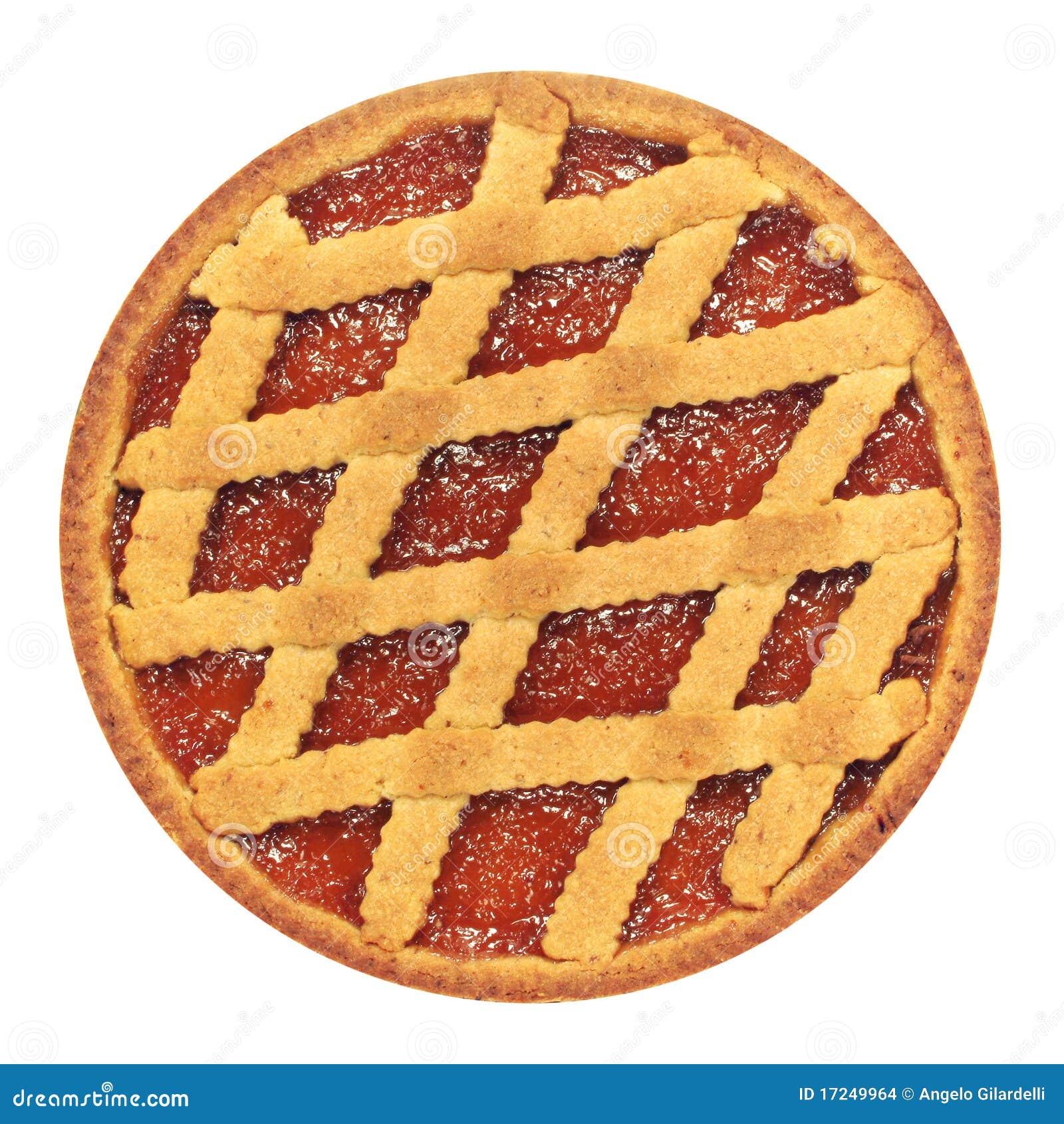 Apple Jam Cake