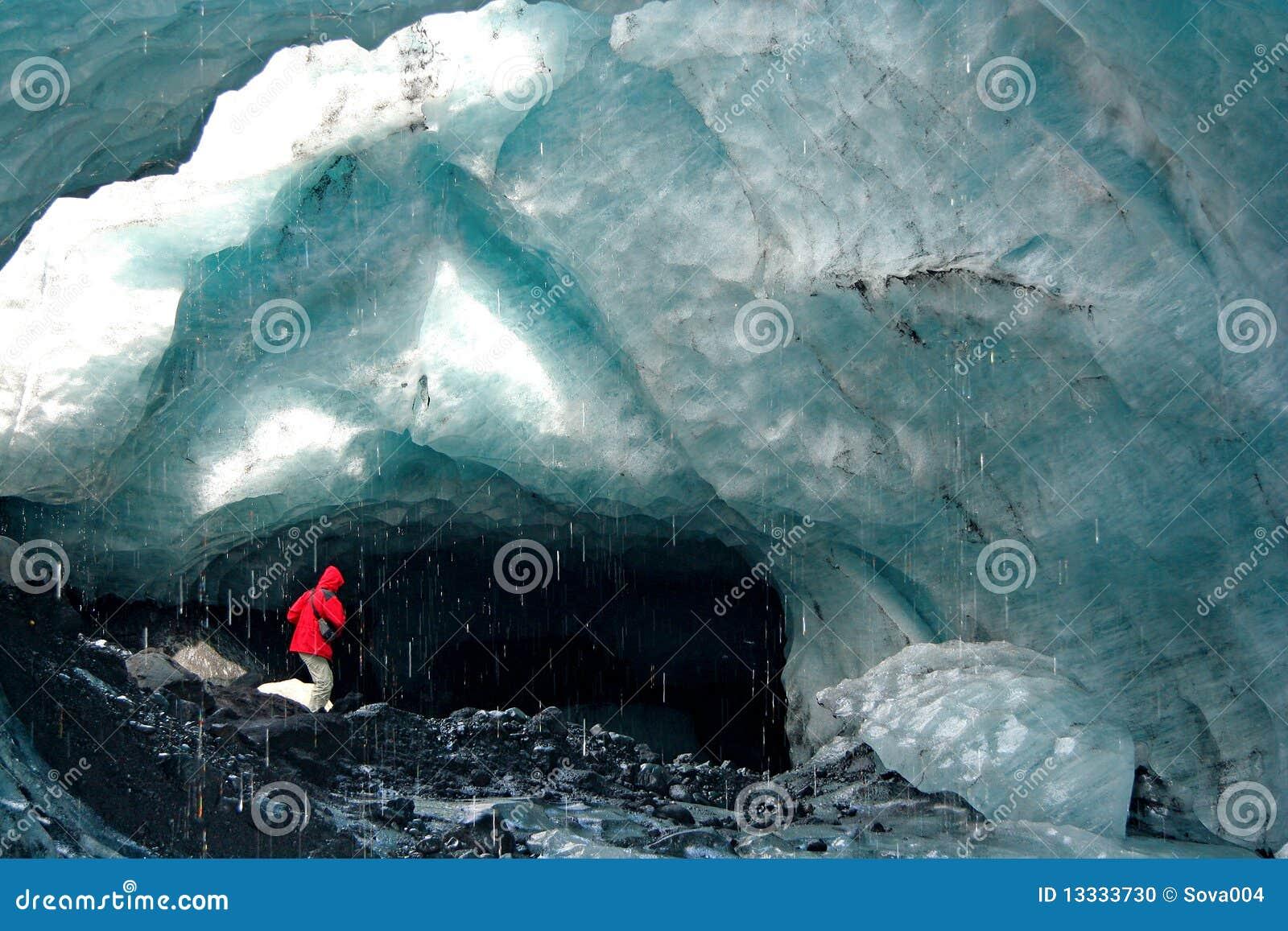 Jama lód
