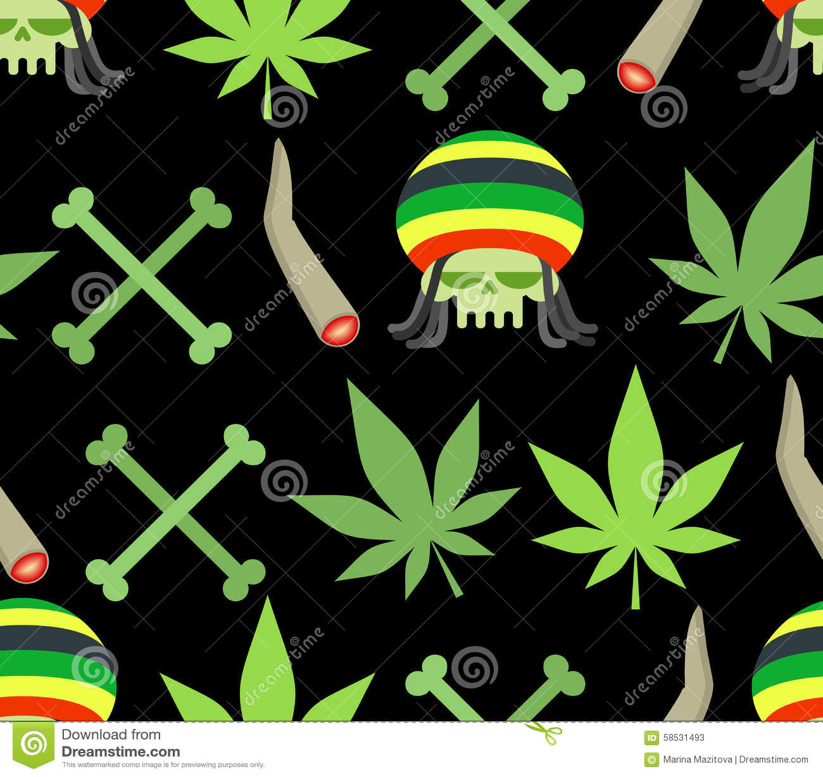 smoke weed wallpaper free download