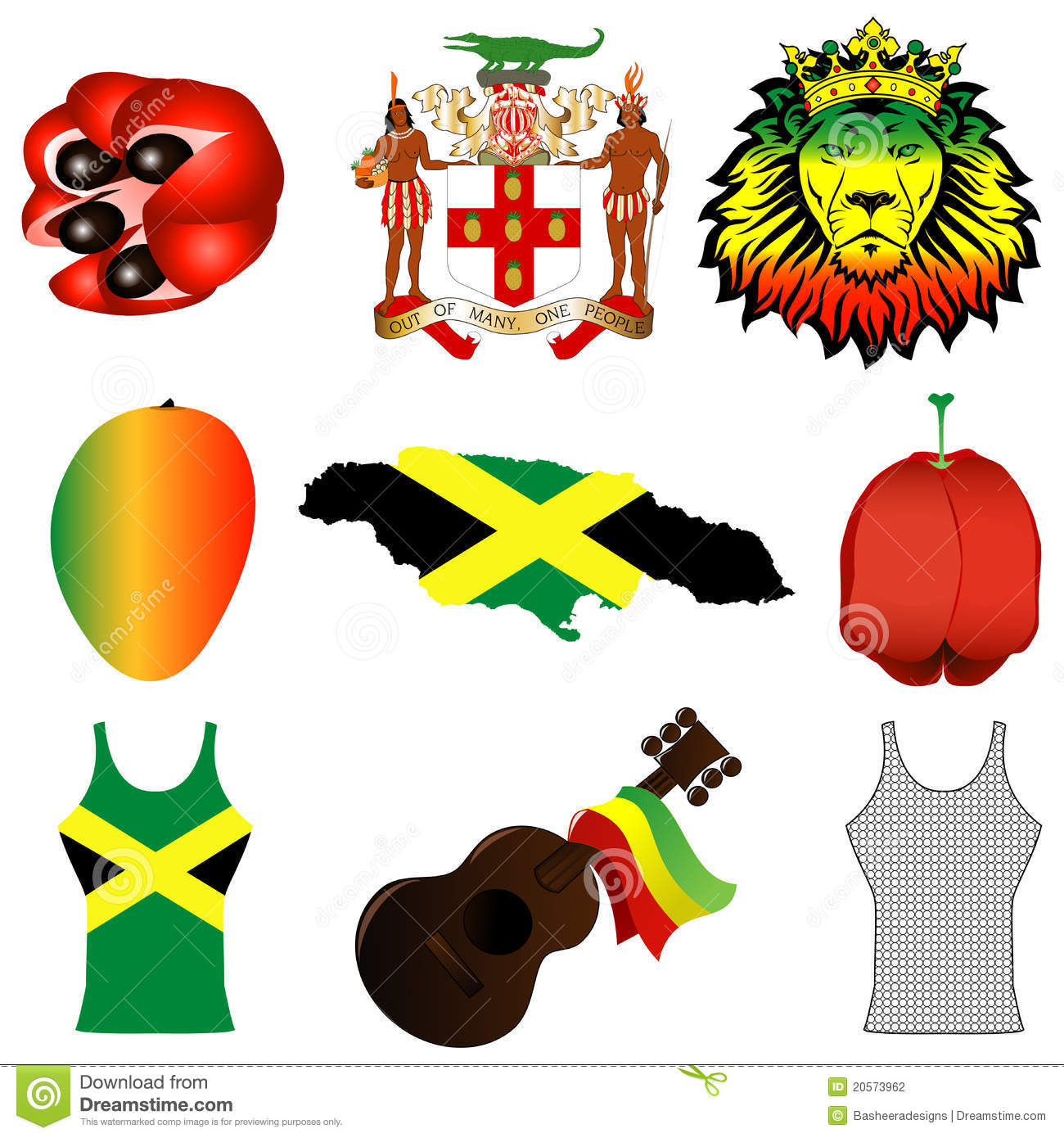 jamaican icons stock photography image 20573962 black history month clip art kjv black history month clip art 2018