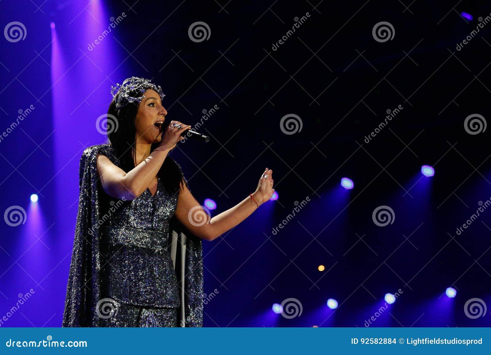 Jamala de Ucrania la Eurovisión 2017