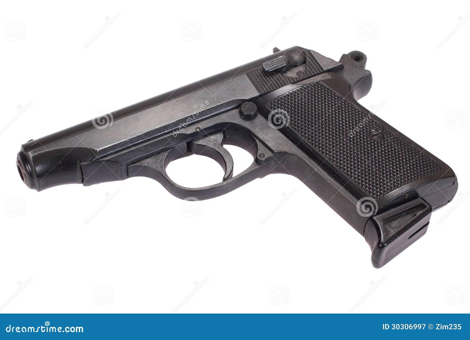James Bond handeldvapen