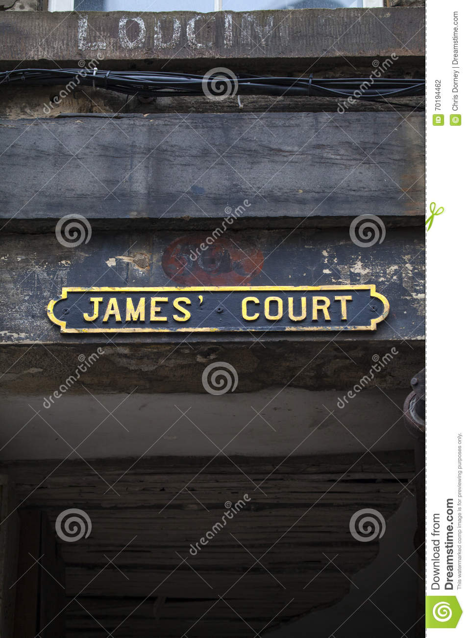 James Court en Edimburgo