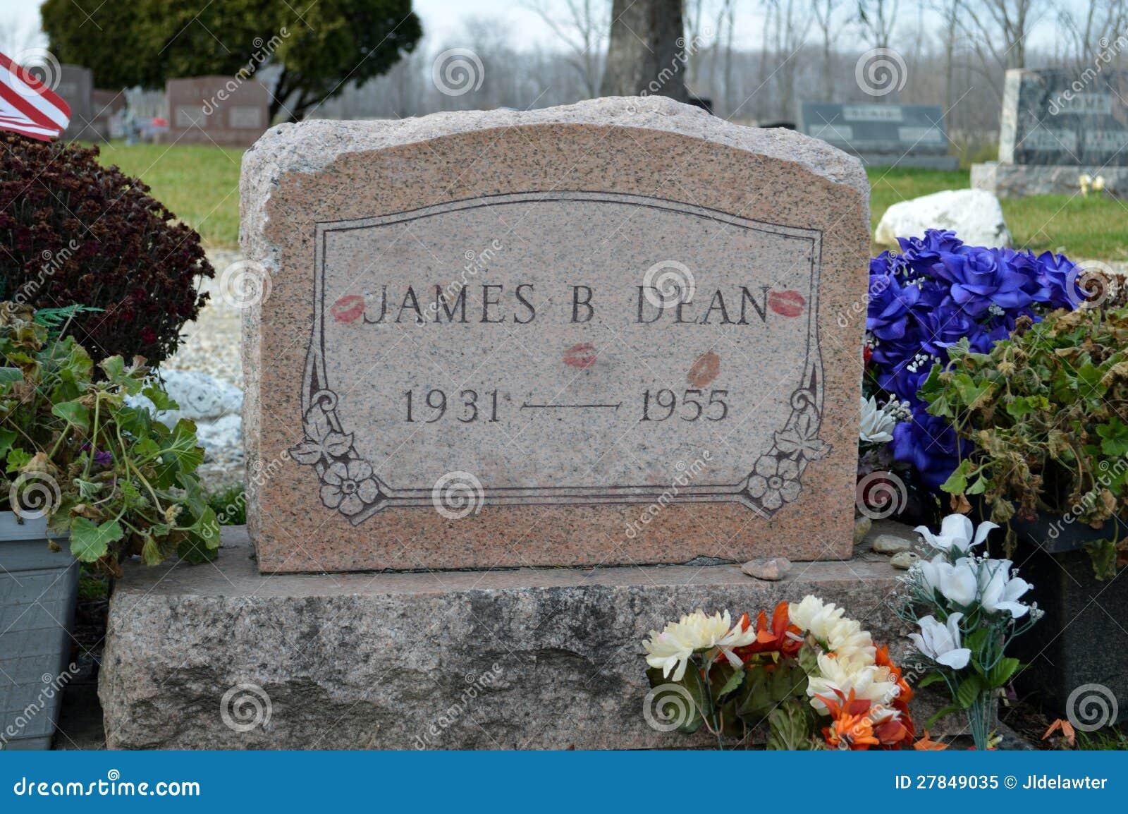 James dean editorial image  Image of death, memorial - 27849035