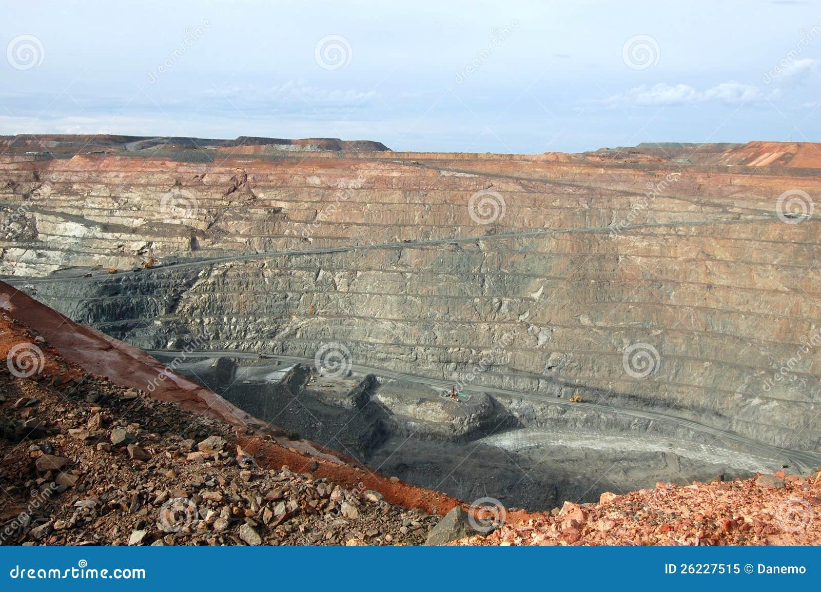 Jamy super kopalnia złota Australia
