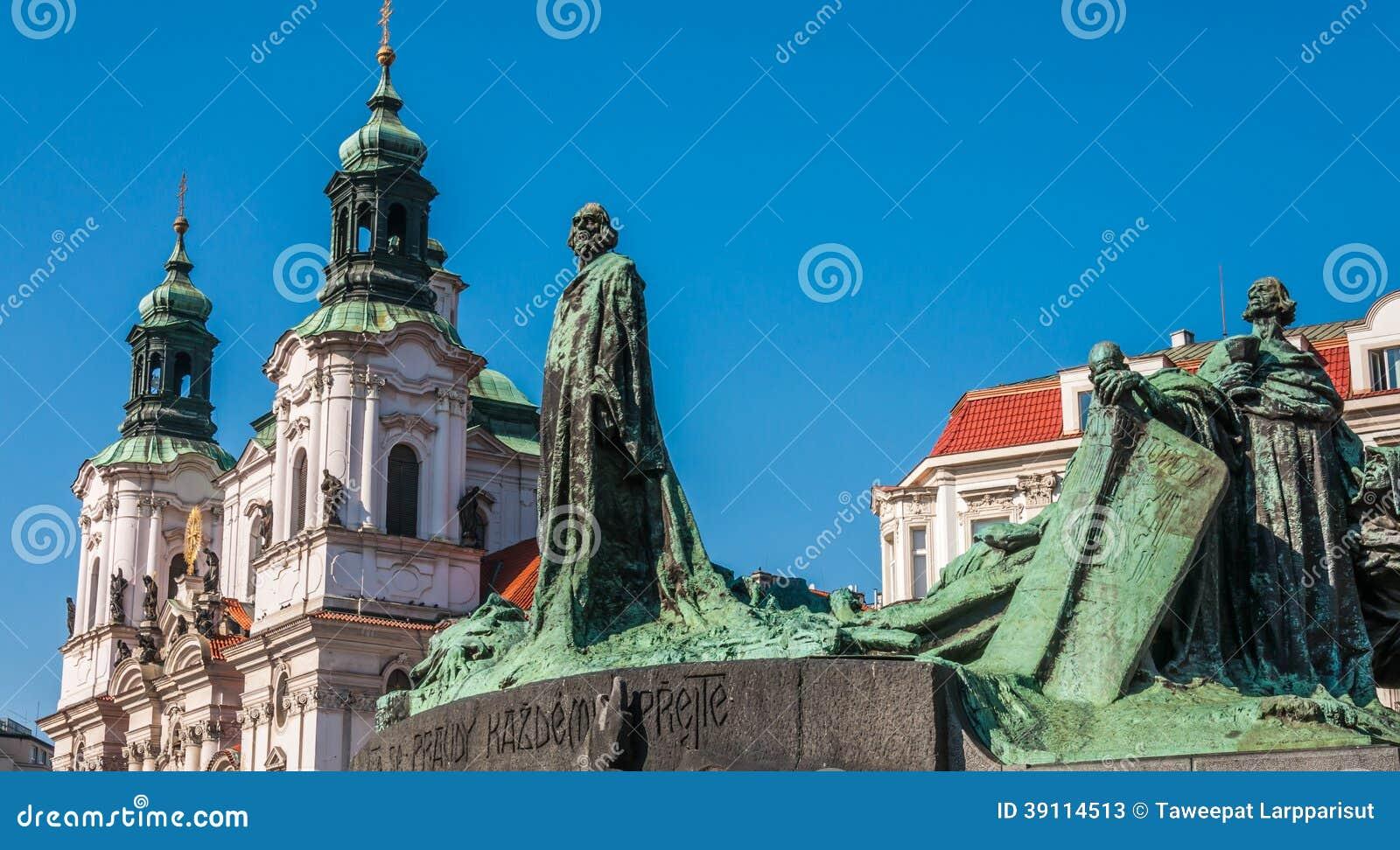 Jan Hus-monument