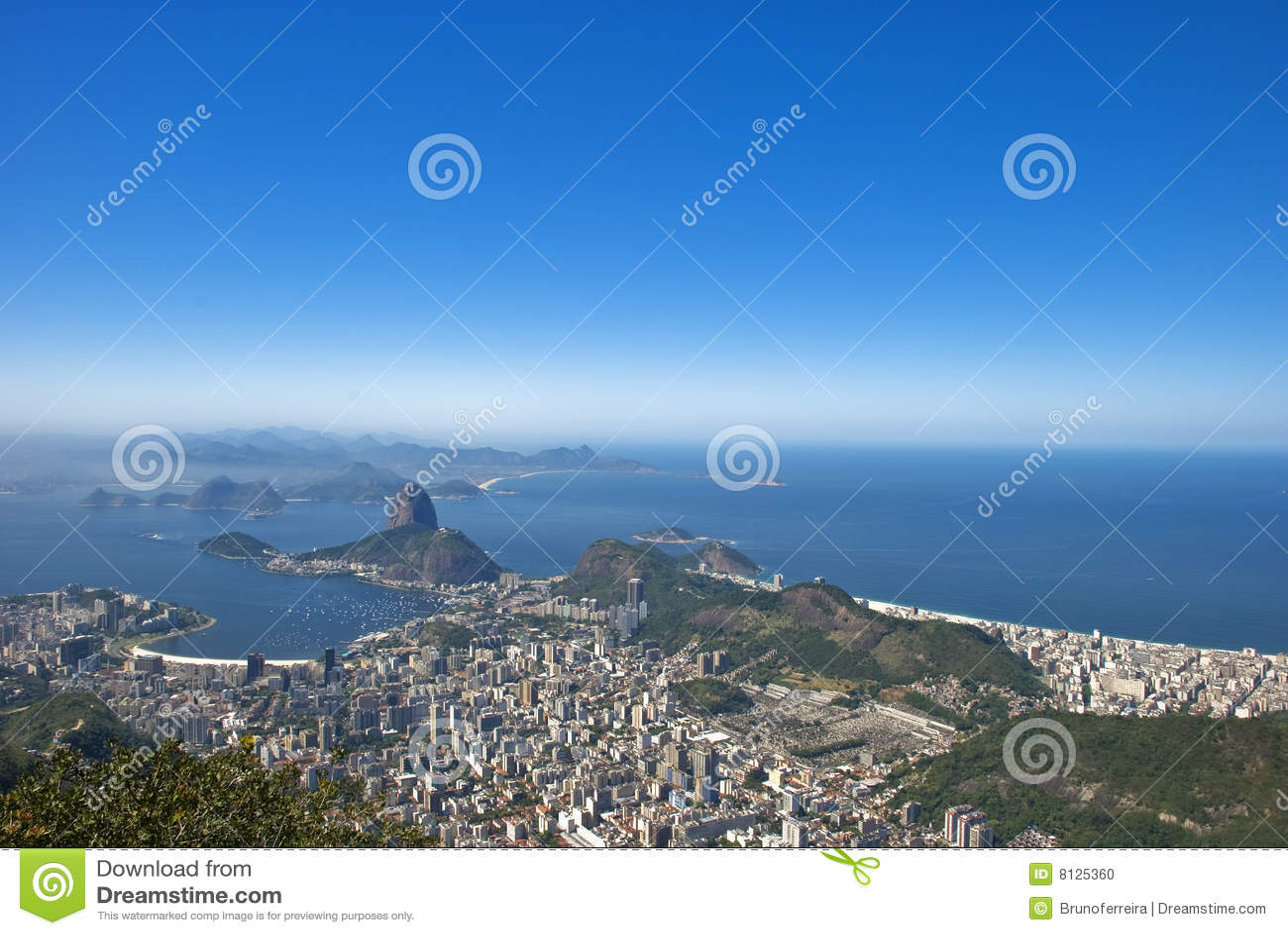 Janeiro Rio de de geography