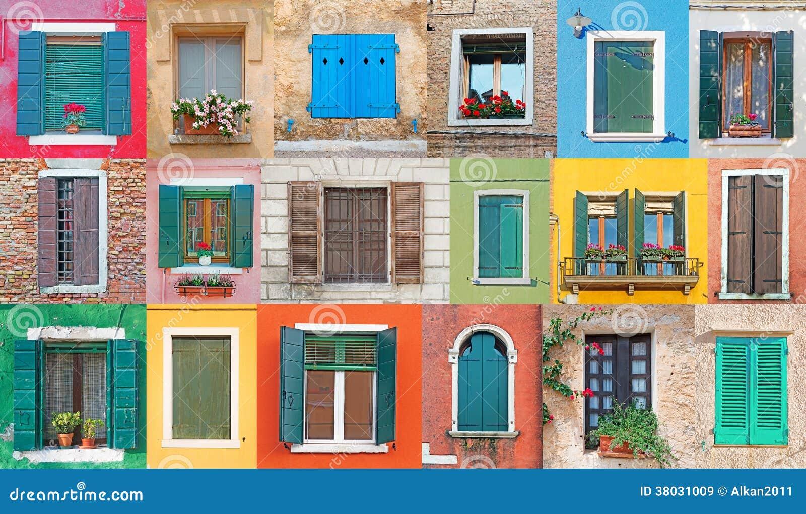 #C69705 Janelas Italianas Imagens de Stock Royalty Free Imagem: 38031009 1592 Vidros Nas Janelas