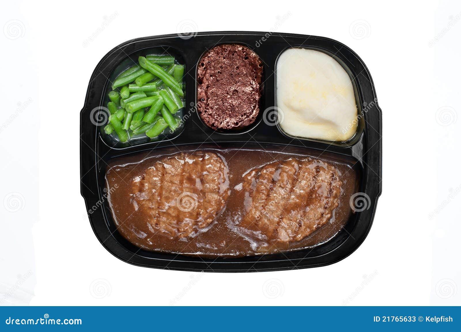 Jantar de tevê de Salisbúria