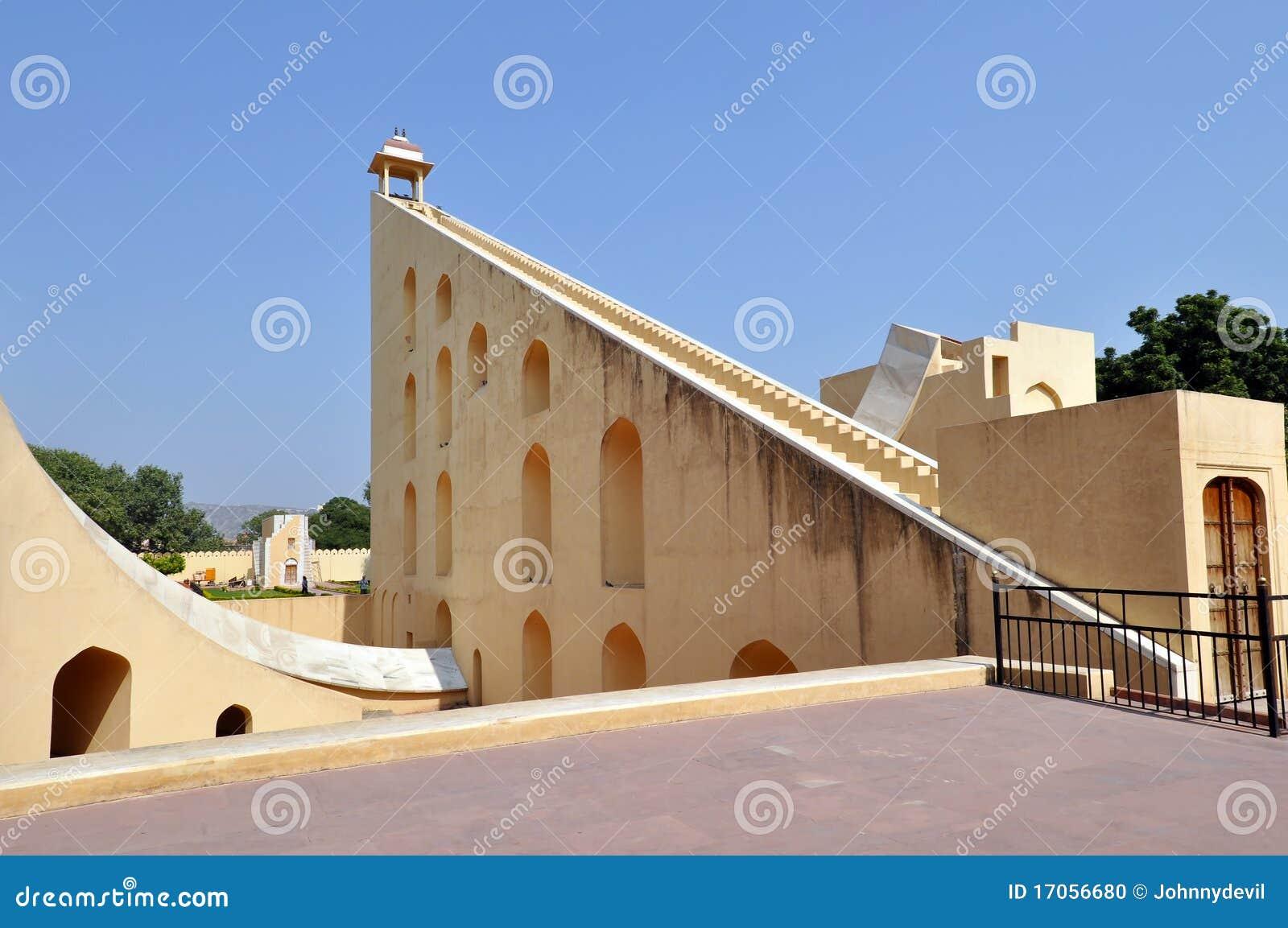 Jantar mantar παρατηρητήριο