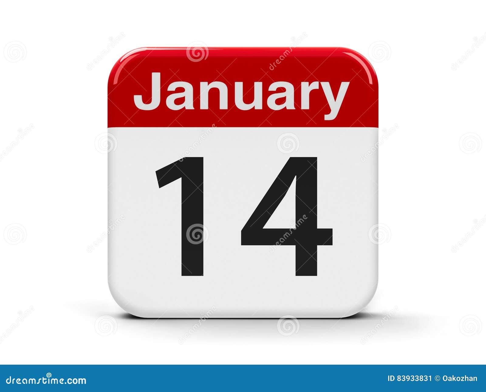 14. Januar