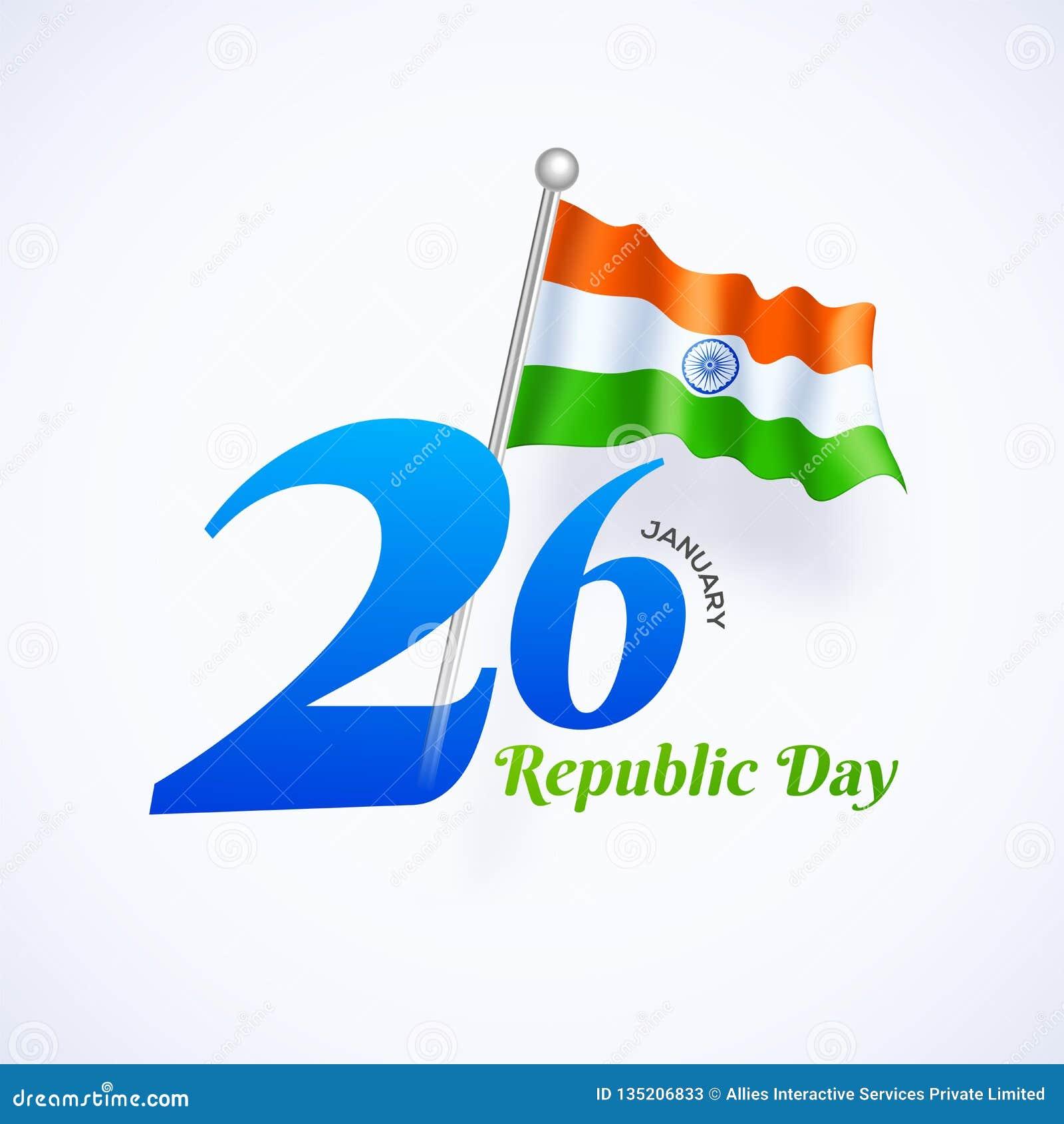 26 Januari, begrepp för republikdagberöm