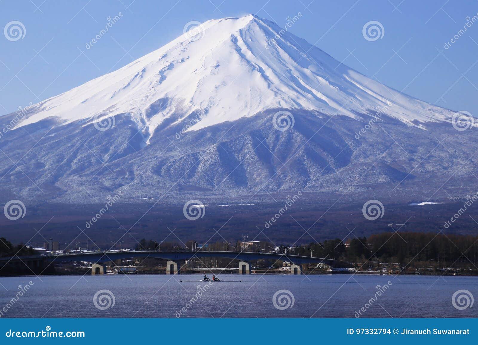 Japão, Monte Fuji