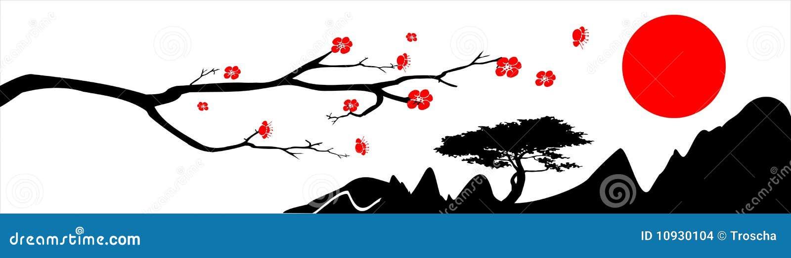 Japan background