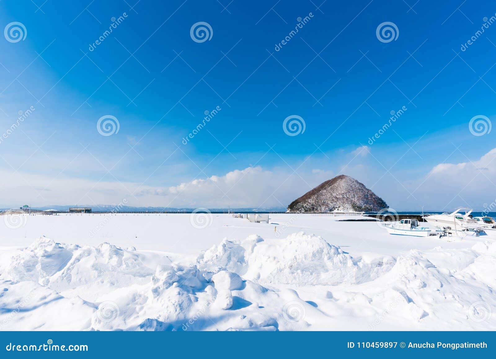 Japan i vinter