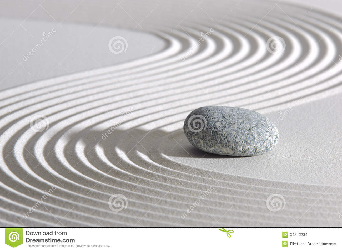 japan zen garden stock images image 34242234