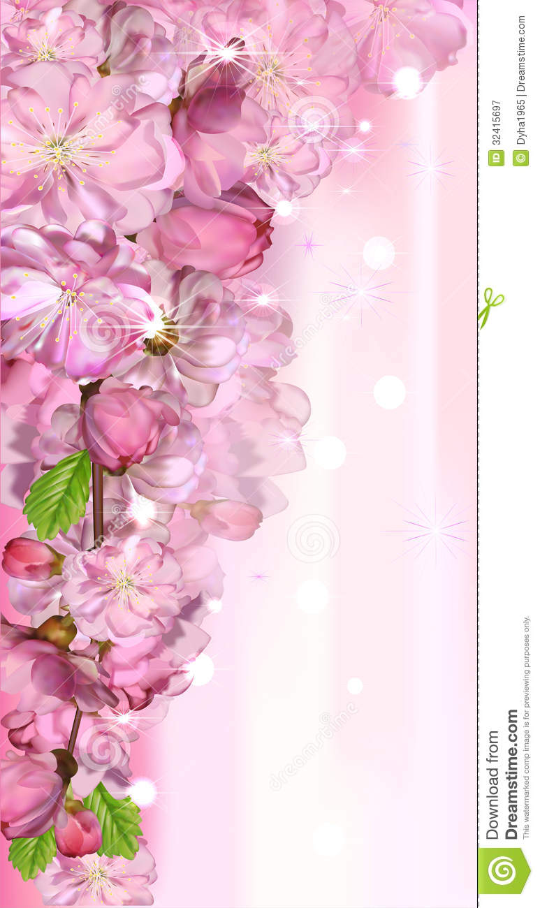 Japanese Cherry Blossom Royalty Free Stock Photography - Image ...