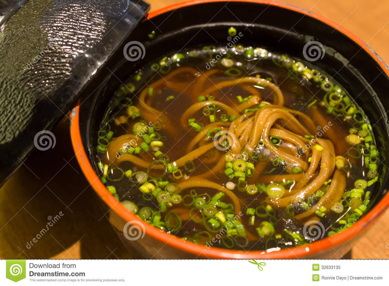 how to prepare japanese noodles