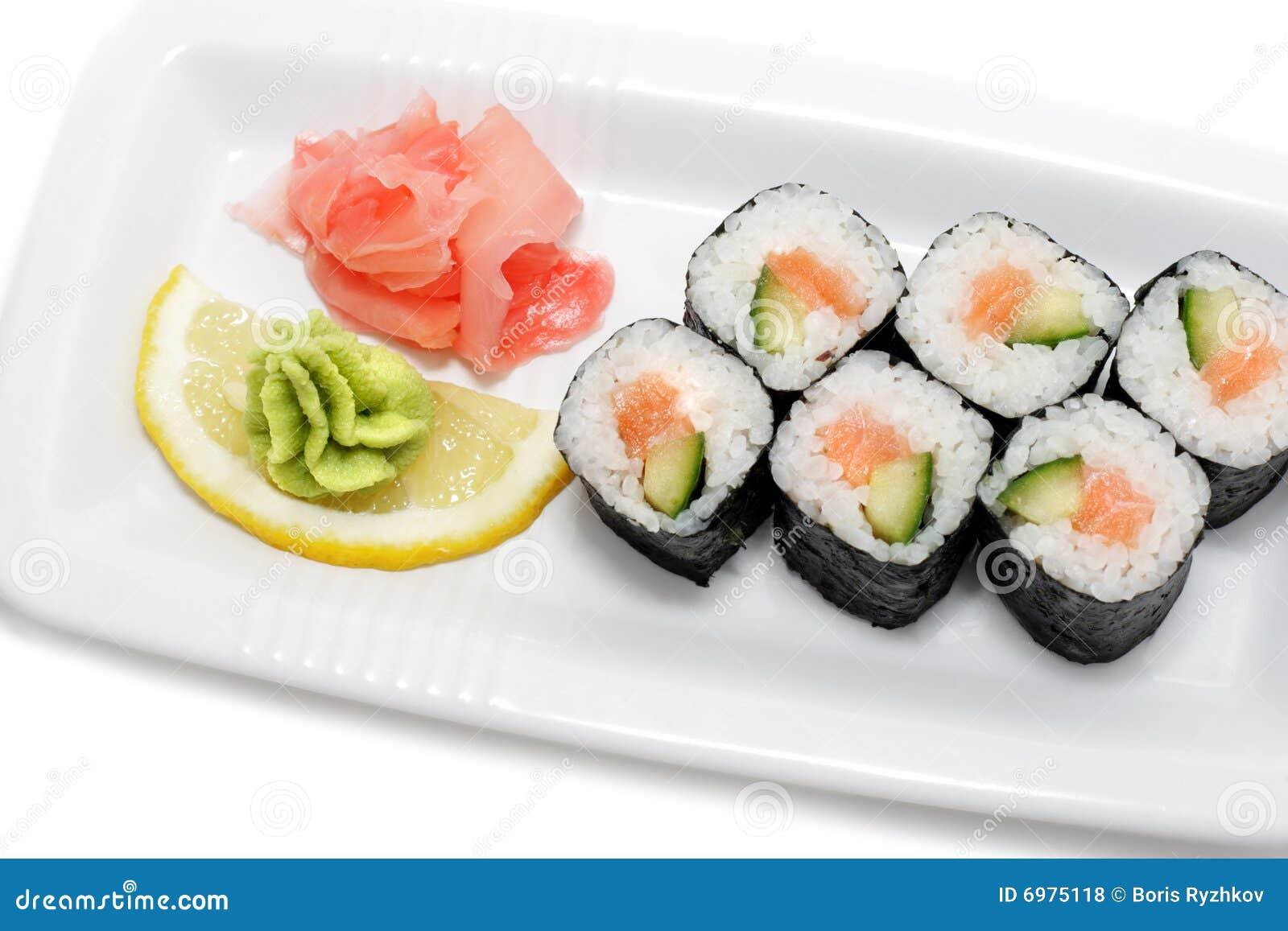 images How to Eat Nigiri Sushi
