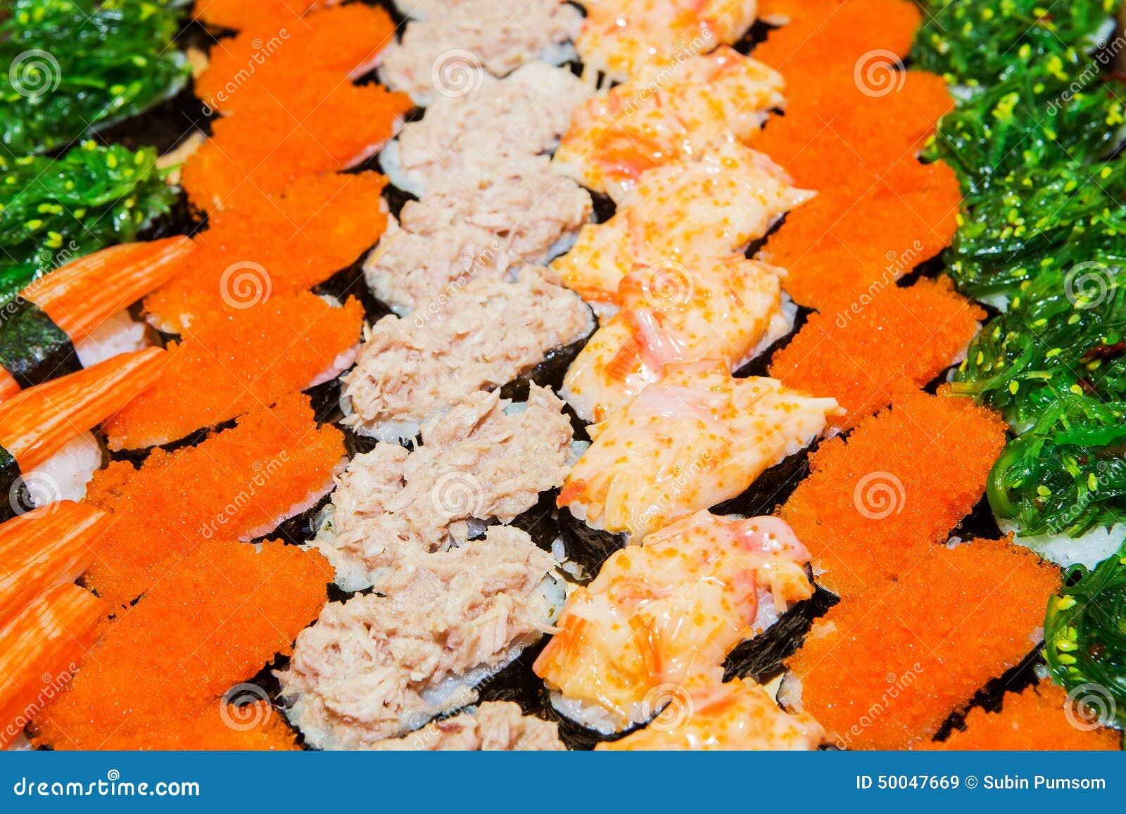 Japanese food palatable.