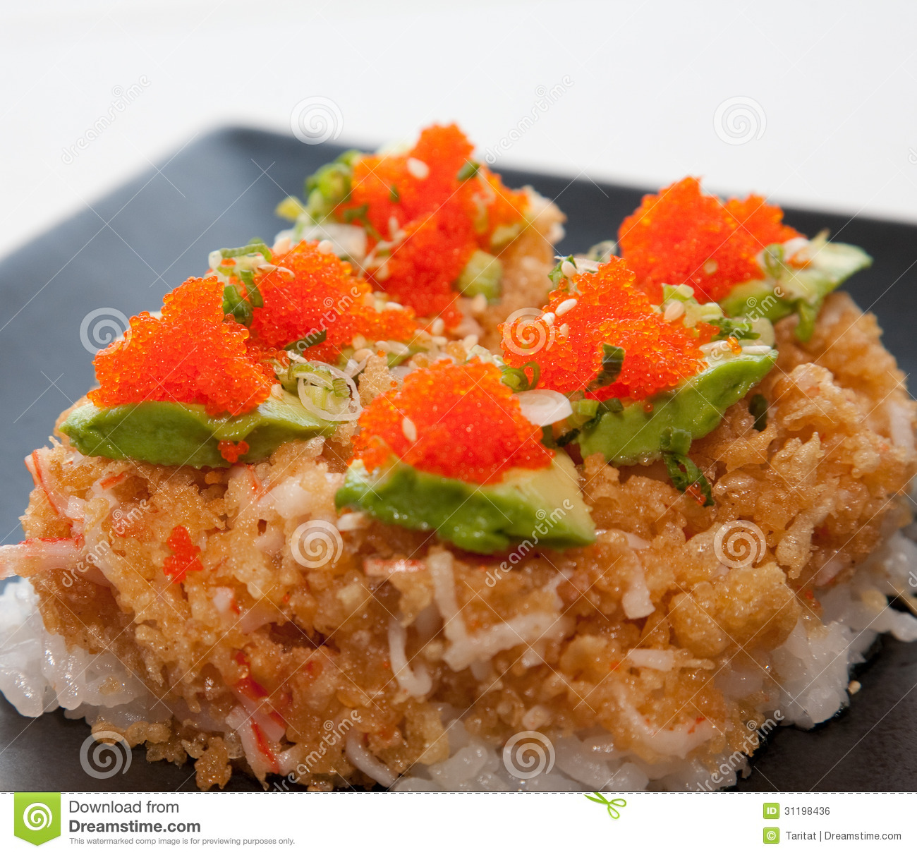 Japanese fusion food royalty free stock image for Akane japanese fusion cuisine