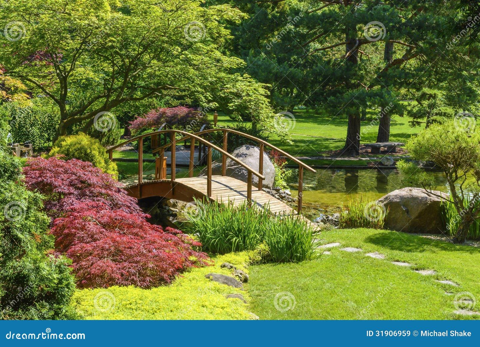 Japanese garden royalty free stock images image 31906959 - Deco jardin japonais exterieur ...