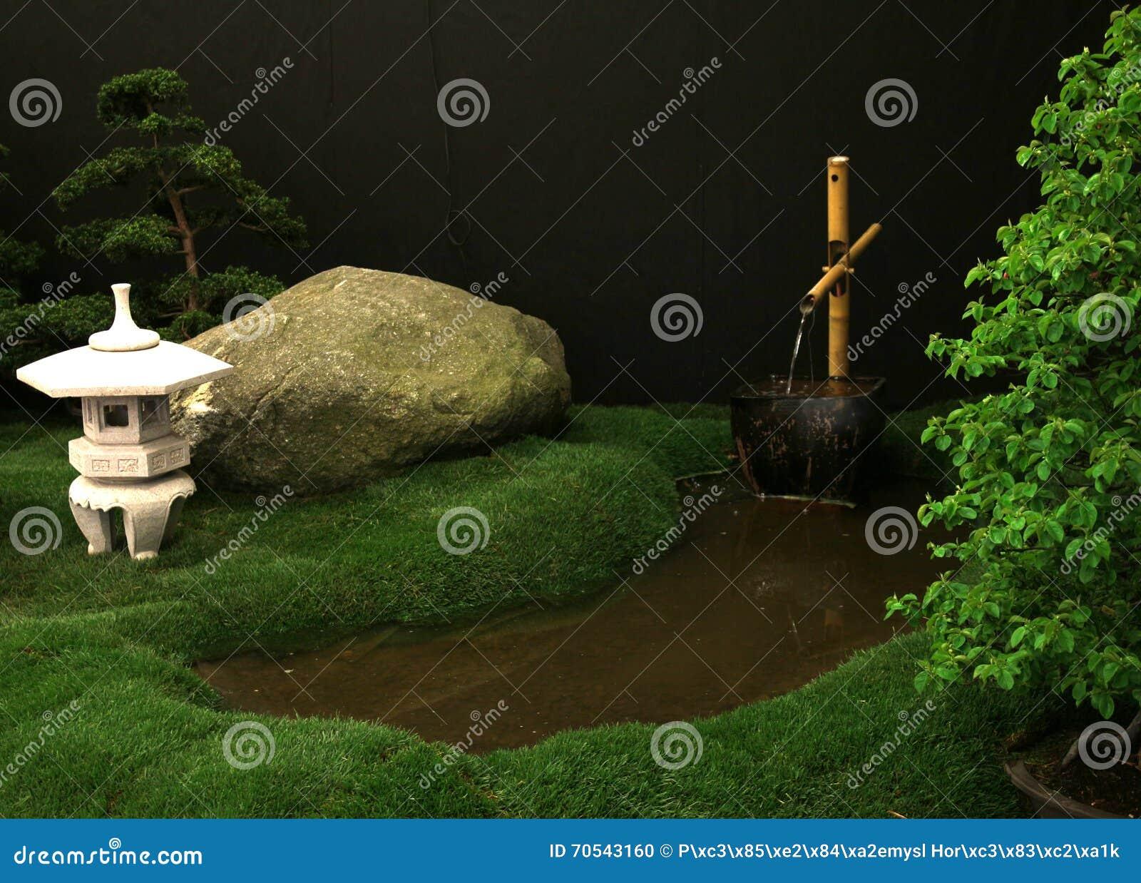 Elegant Download Japanese Garden Decorations Still Life Stock Photo   Image Of  Garden, Gardens: 70543160