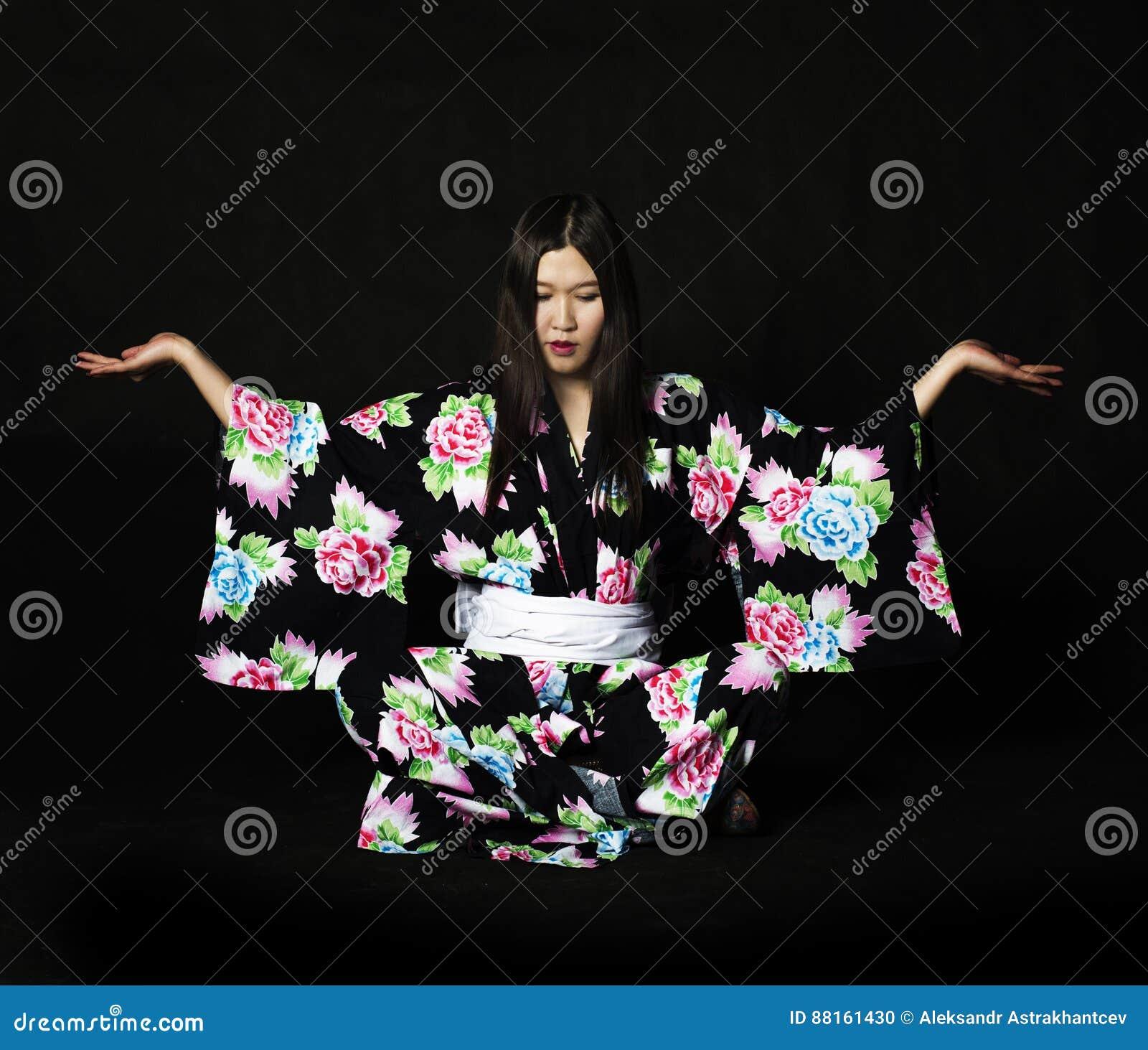 Black girls of japan