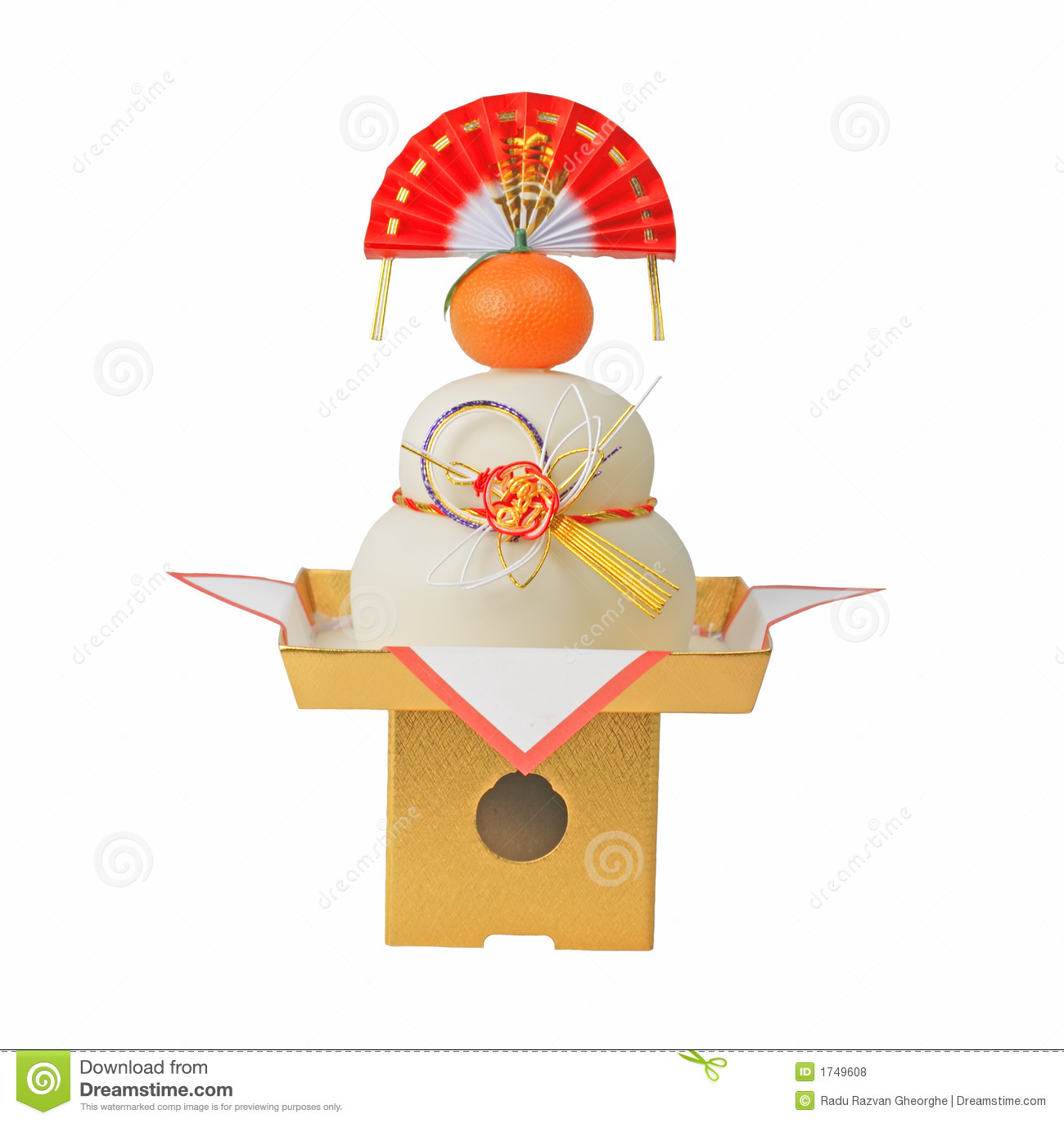 Decoration Image Of Japanese New Year Decoration Stock Photo Image 1749608