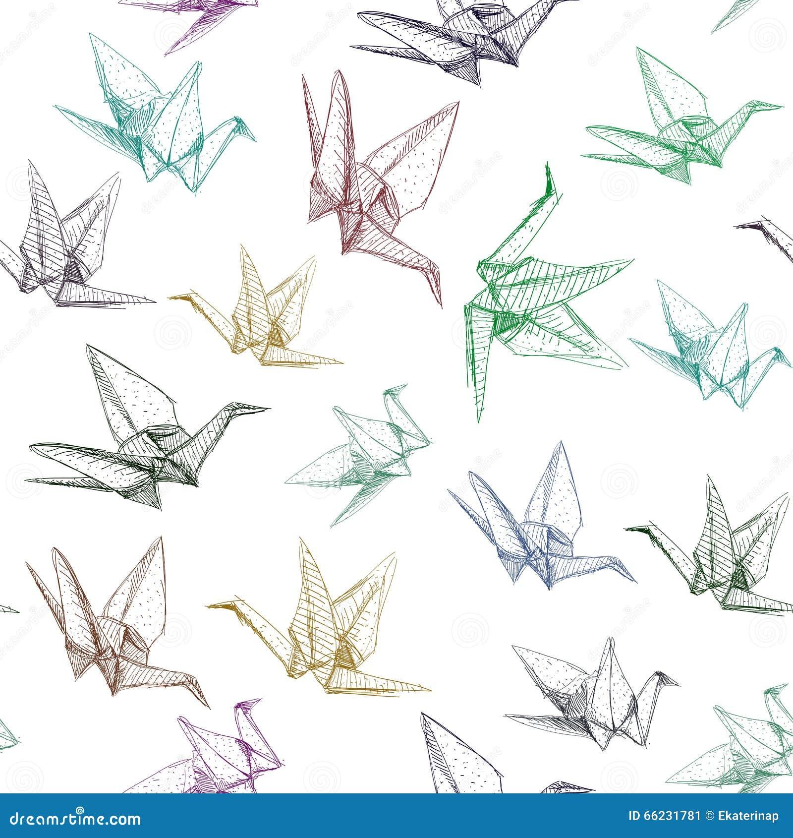 A thousand paper cranes   The Japans   1390x1300