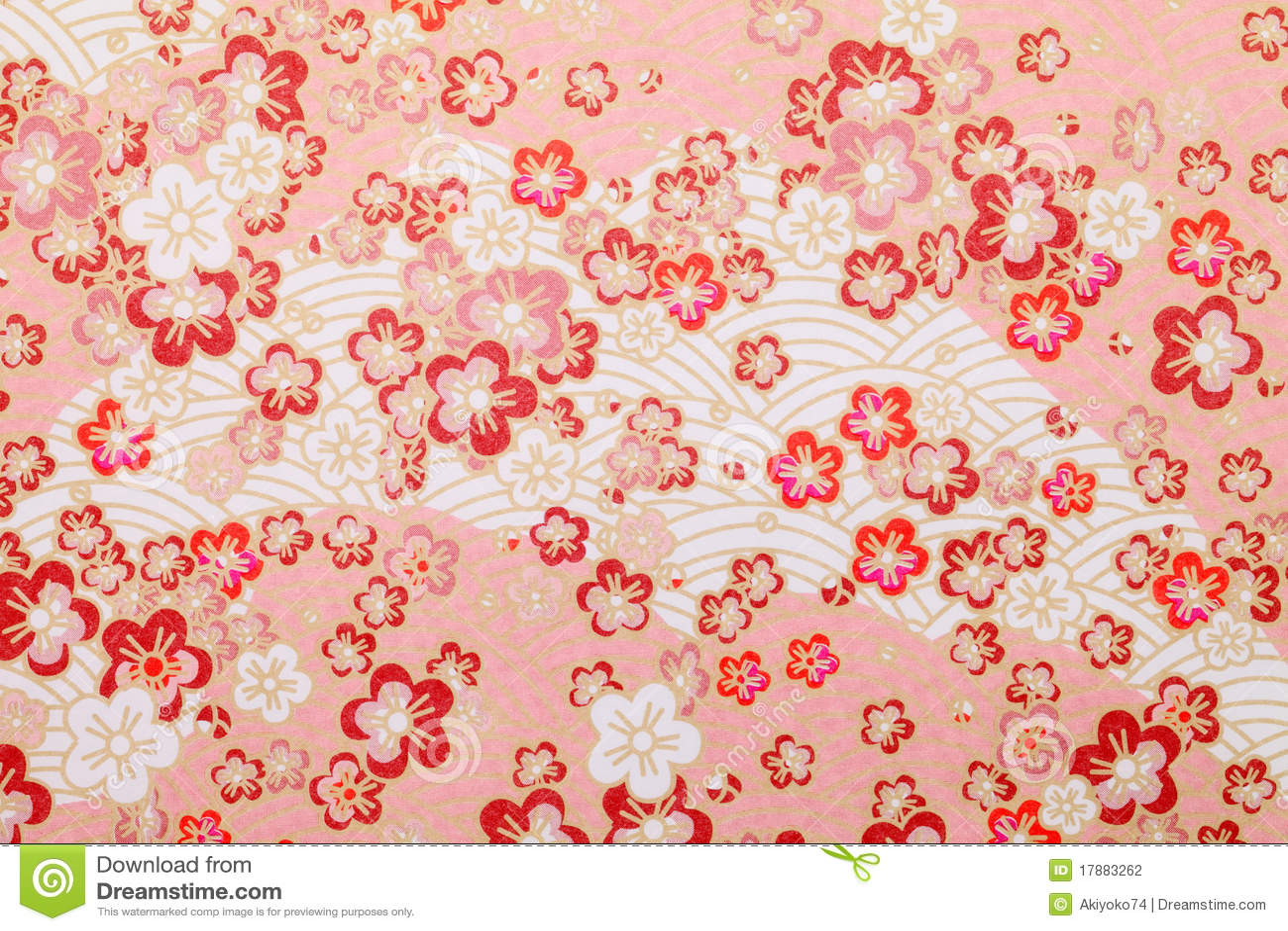 Japanese Pattern Stock Photography - Image: 17883262
