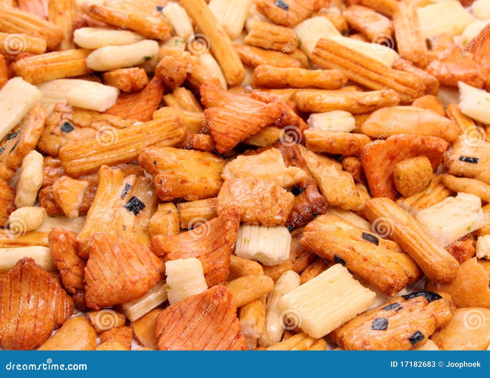 Рисовые крекеры рецепт livejournal com