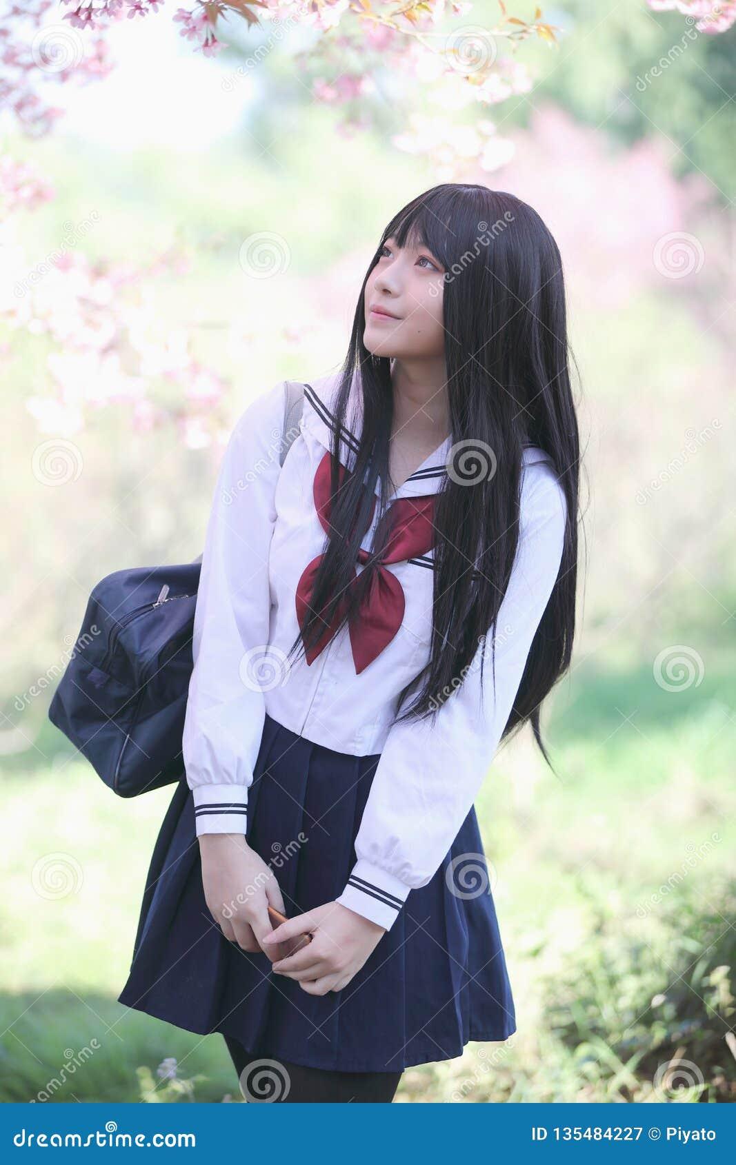 Japanese School Girl Dildo