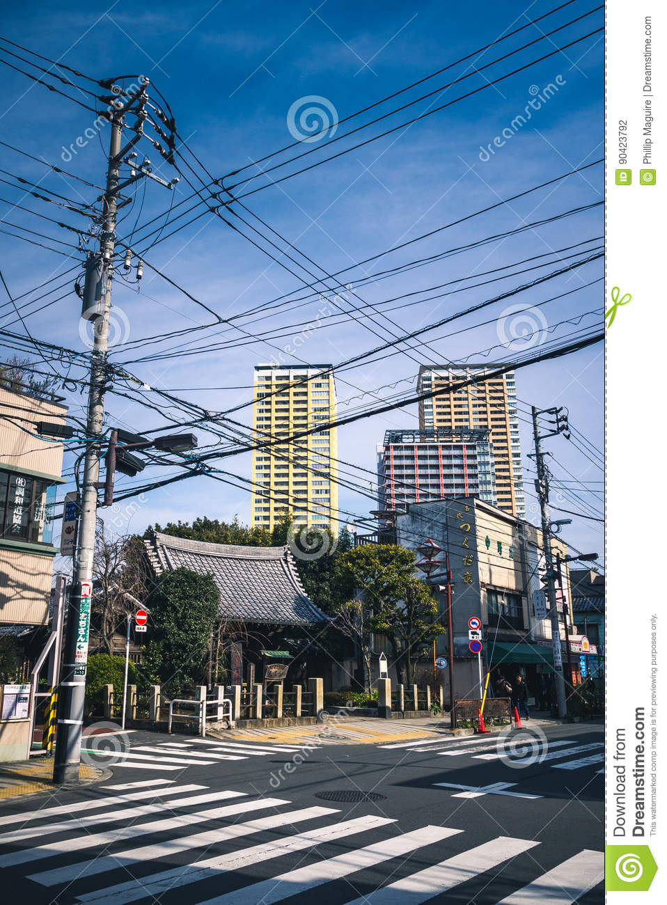Neighborhood Street Lines Wiring Diagrams Craftsman 85 Amp Mig Welder Parts Model 93420111 Japanese Crossing Editorial Photography Image Of Rh Dreamstime Com Sign Post Lights Cost