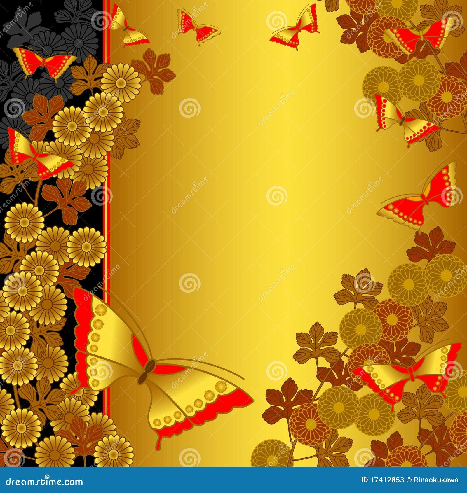 A Japanese Style Background Stock Photos Image