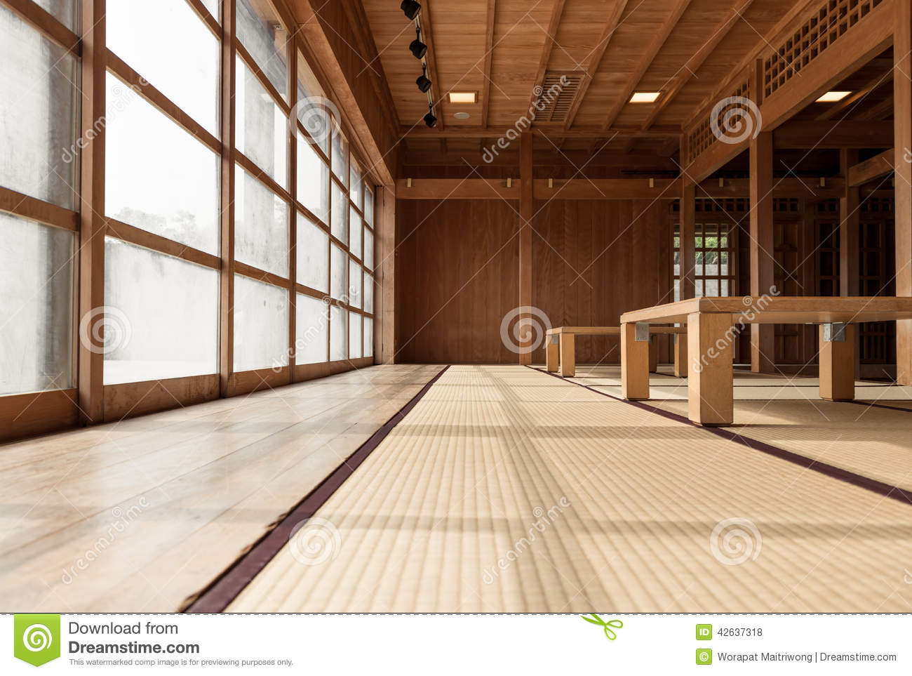 Japanese style room stock photo image of estate building for Japanese style room