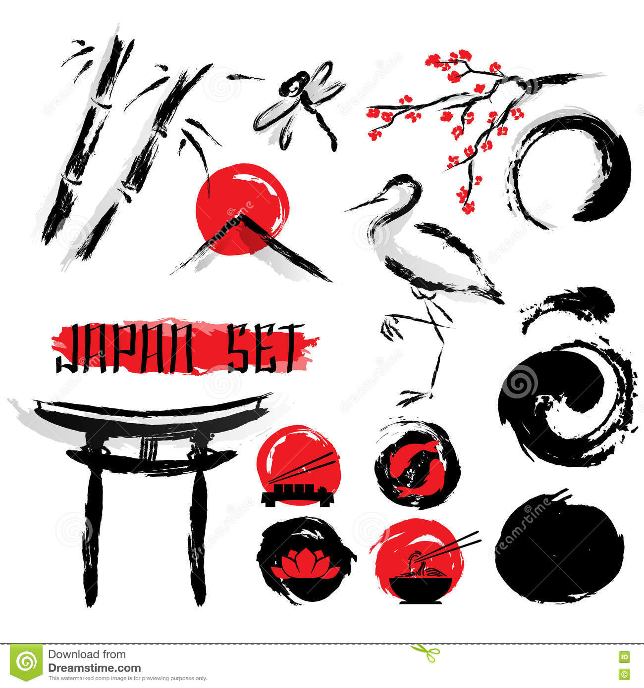 Asian custom red ink right! think