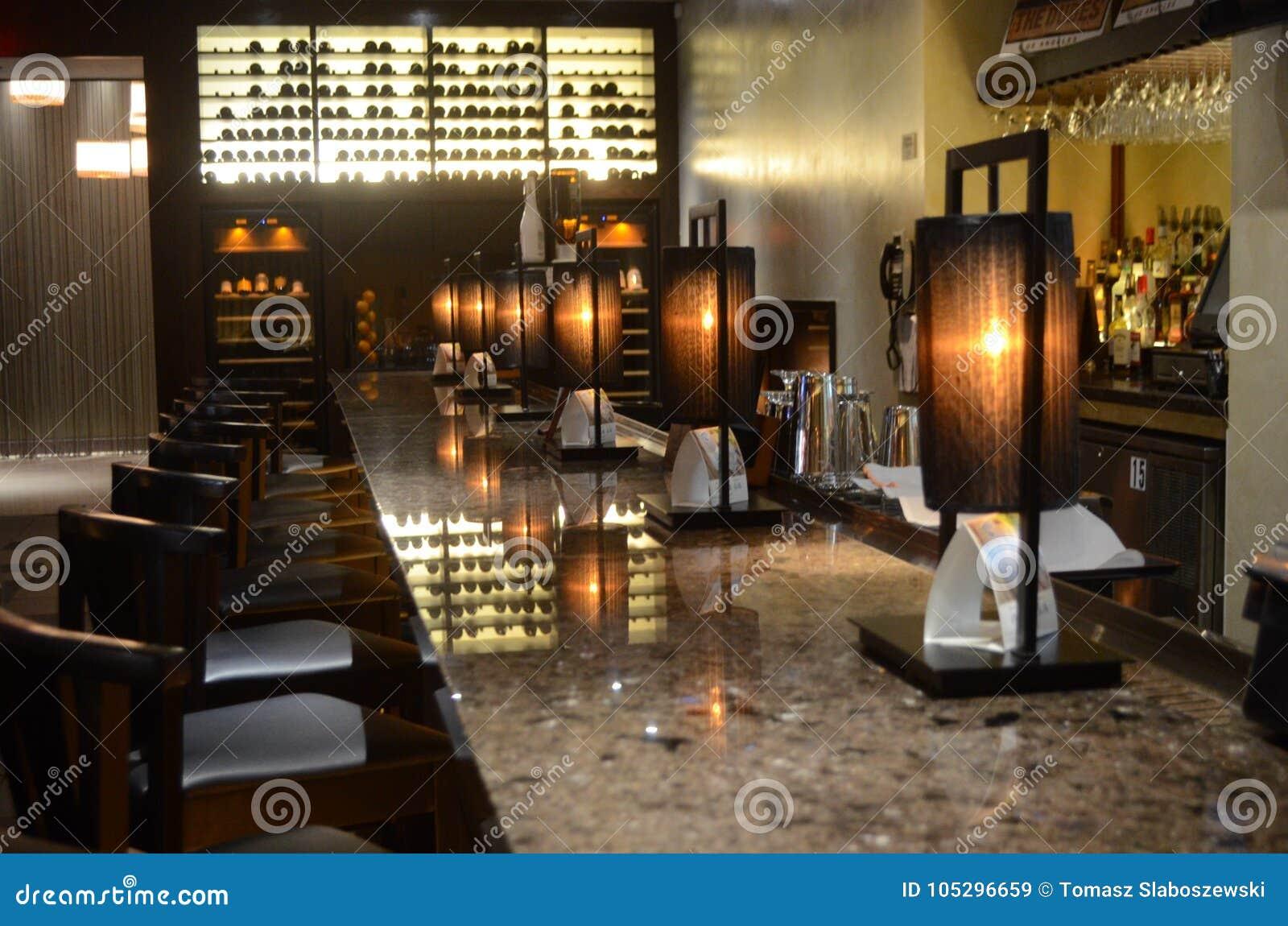 Japanese Sushi Restaurant Interior Design Bar Stock Image Image Of California Beverage 105296659