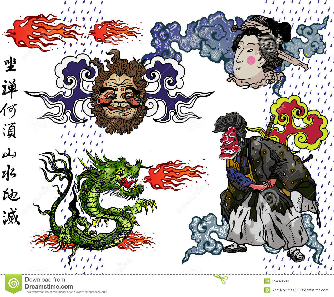 Free japanese tattoo design gallery gonzaga