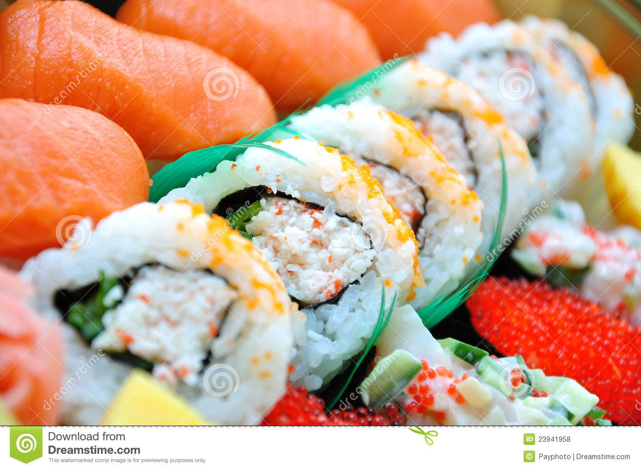 Japanese Traditional Food Royalty Free Stock Photos - Image: 23941958