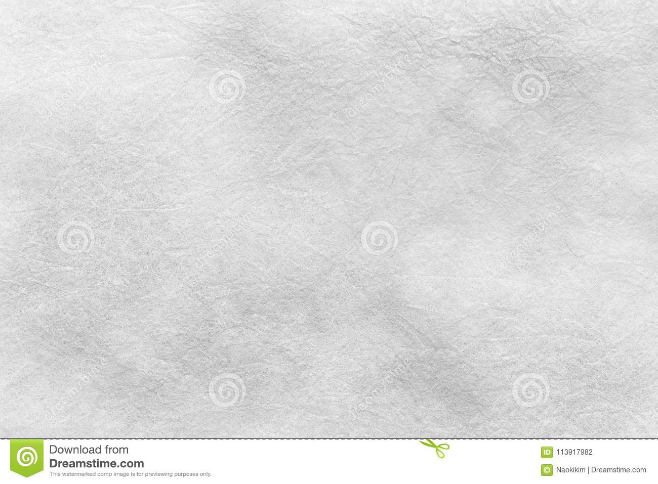 japanese white paper texture or old vintage background stock photo