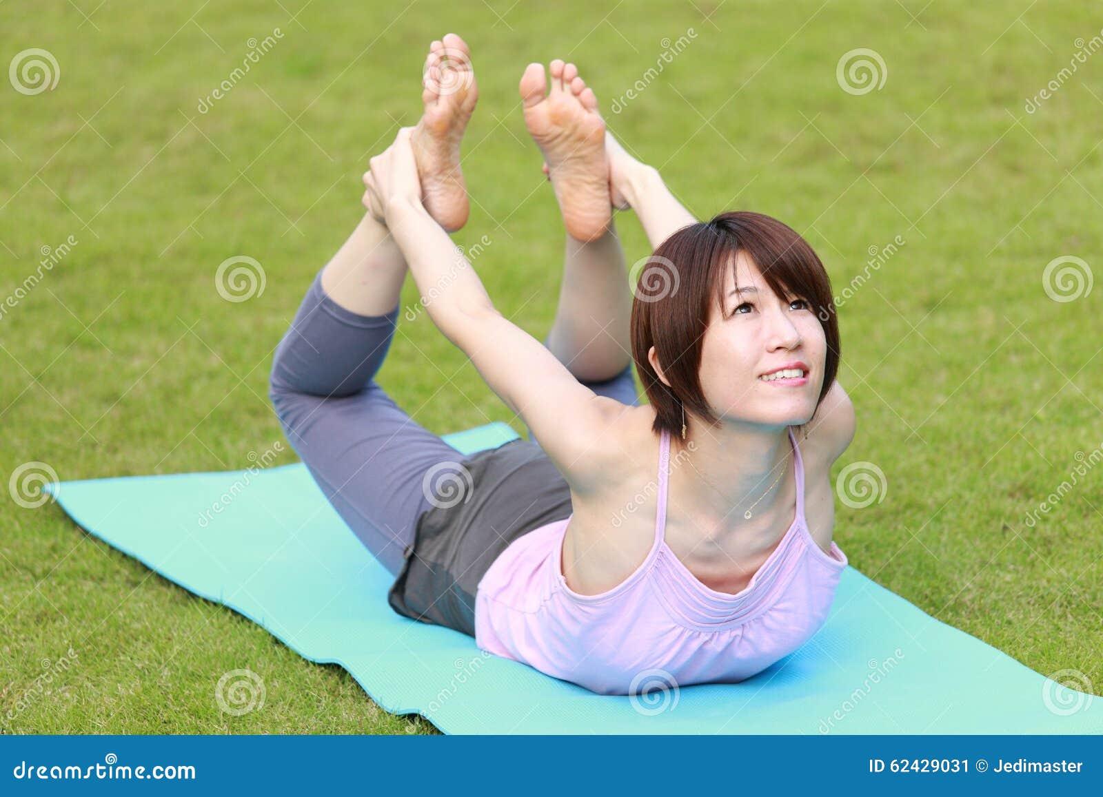 Japanese yoga strip galleries 46