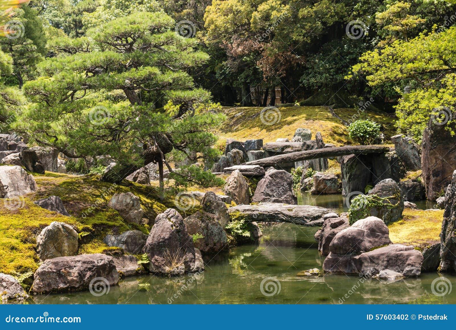 Japanese zen gardens with pond -  Japanese Zen Garden With Pond