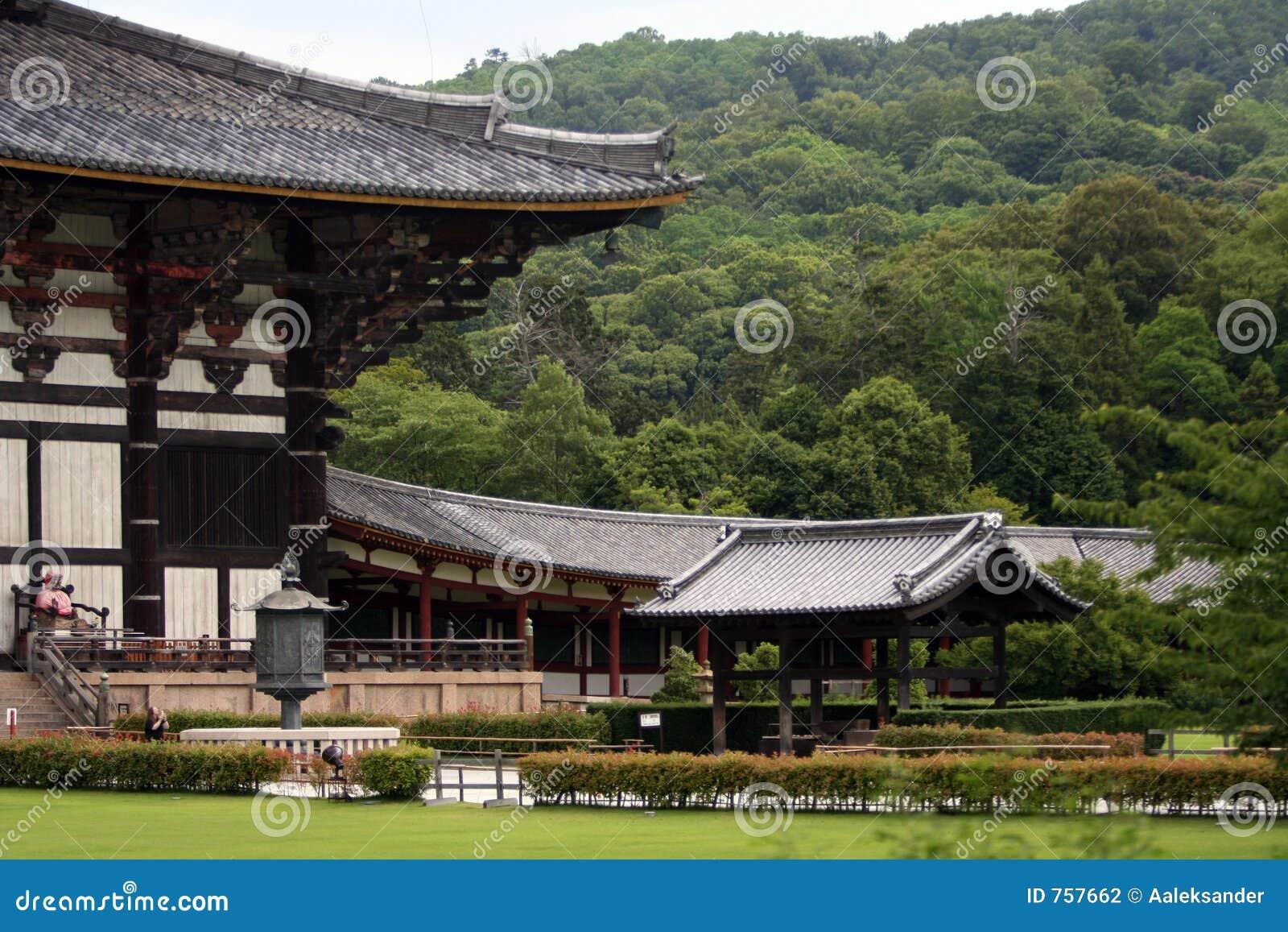 Japanische architektur stockfotografie bild 757662 - Traditionelle japanische architektur ...