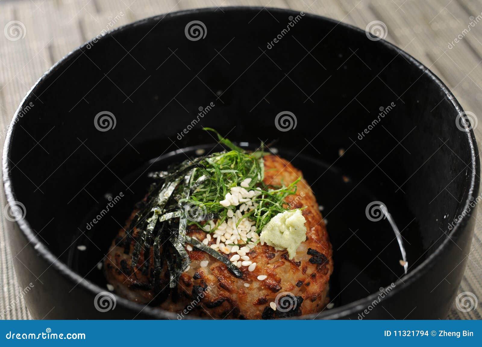 Japanische Nahrung