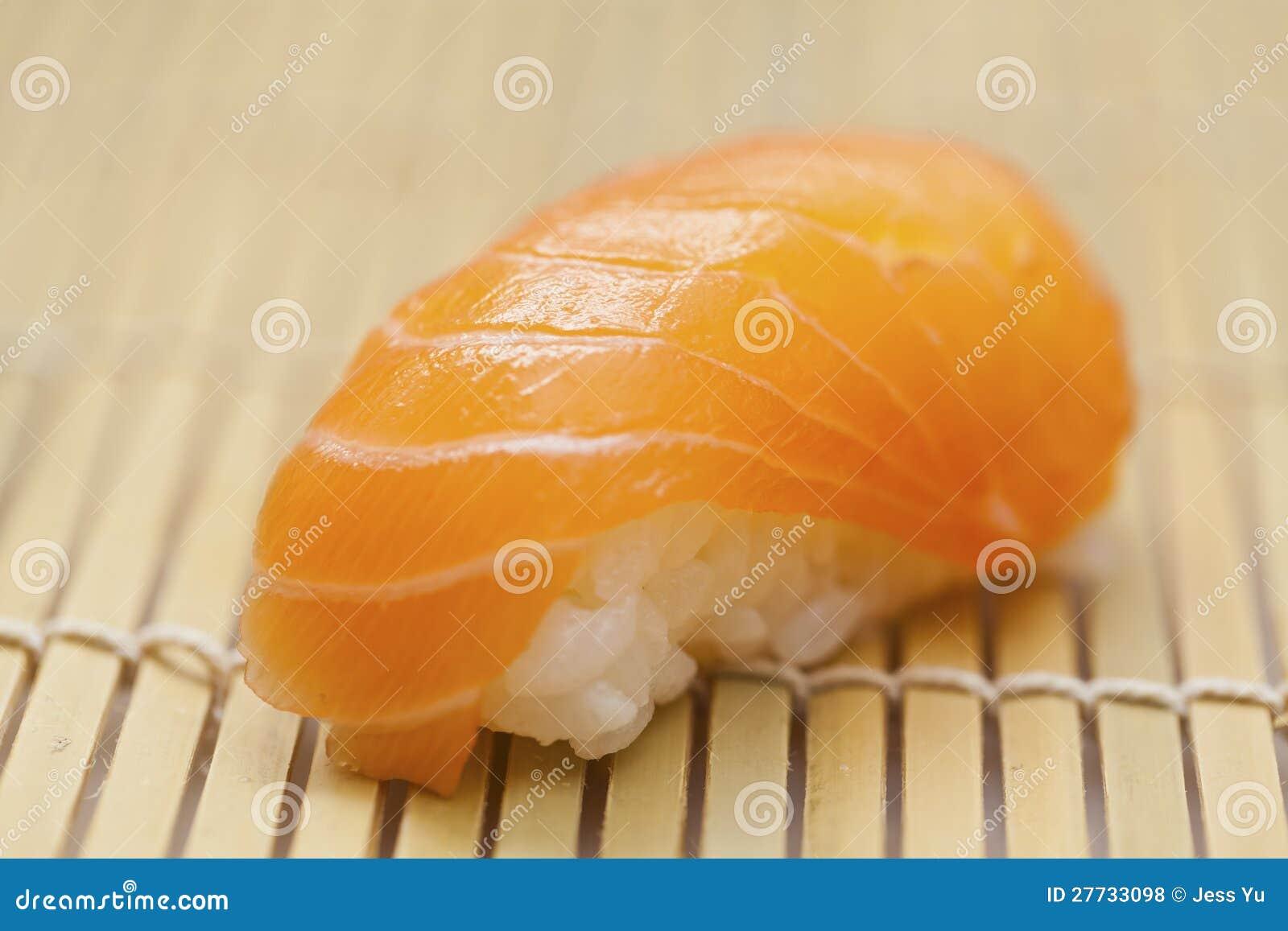 Japanische Sushi