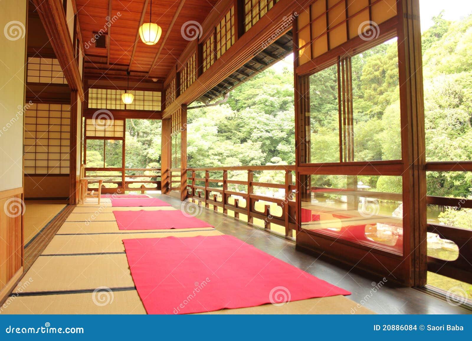 Japanischer Raum Stockbilder