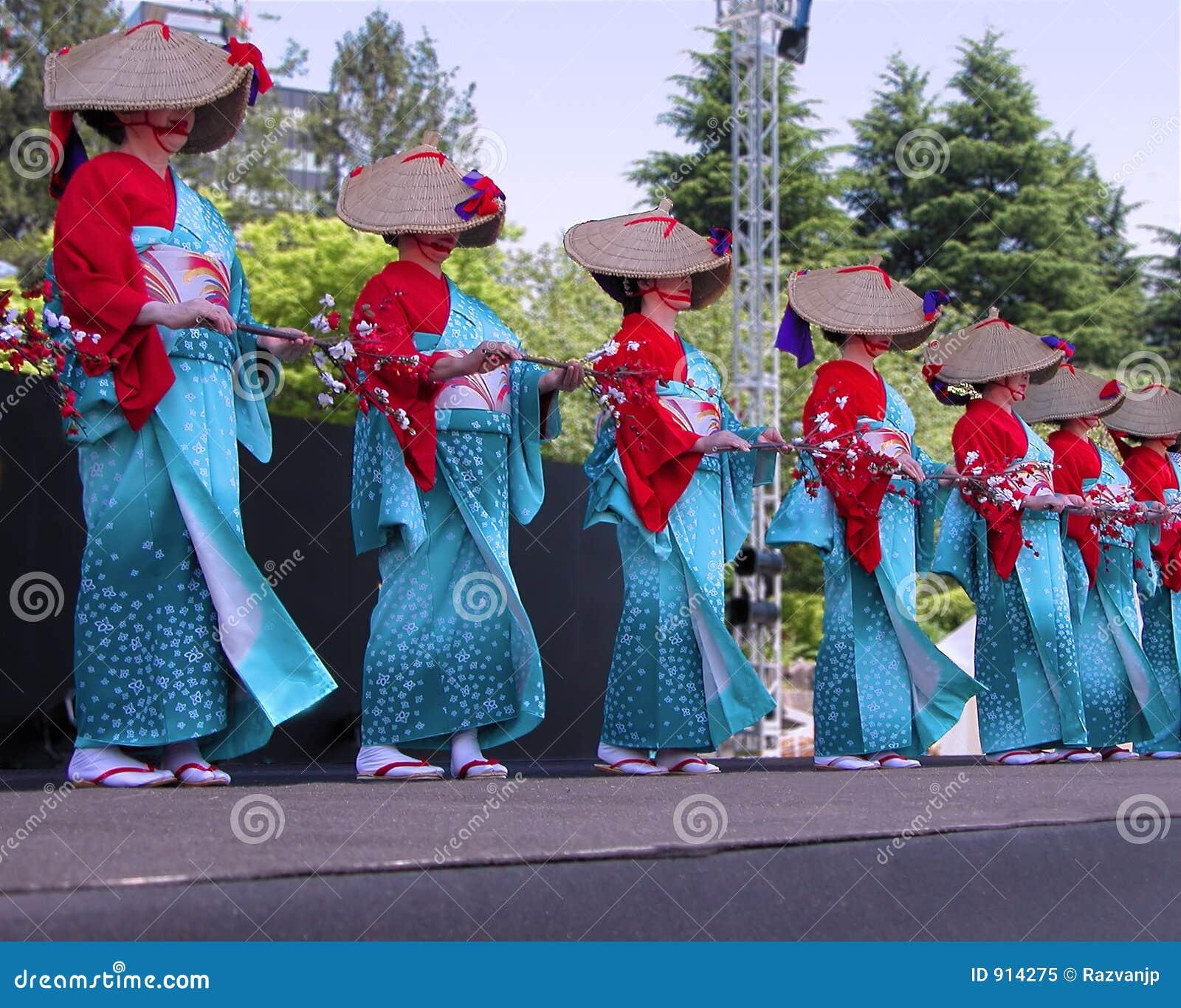 Japanse dans