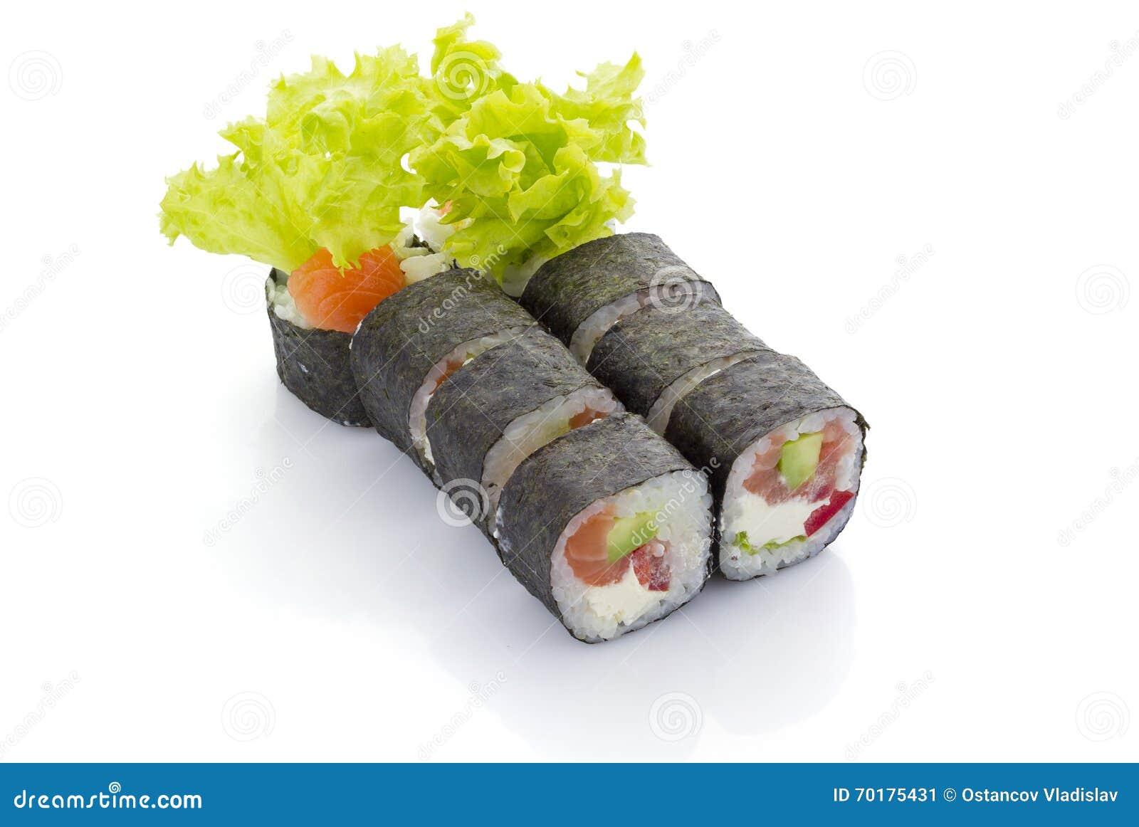 Japansk kokkonst Sushi