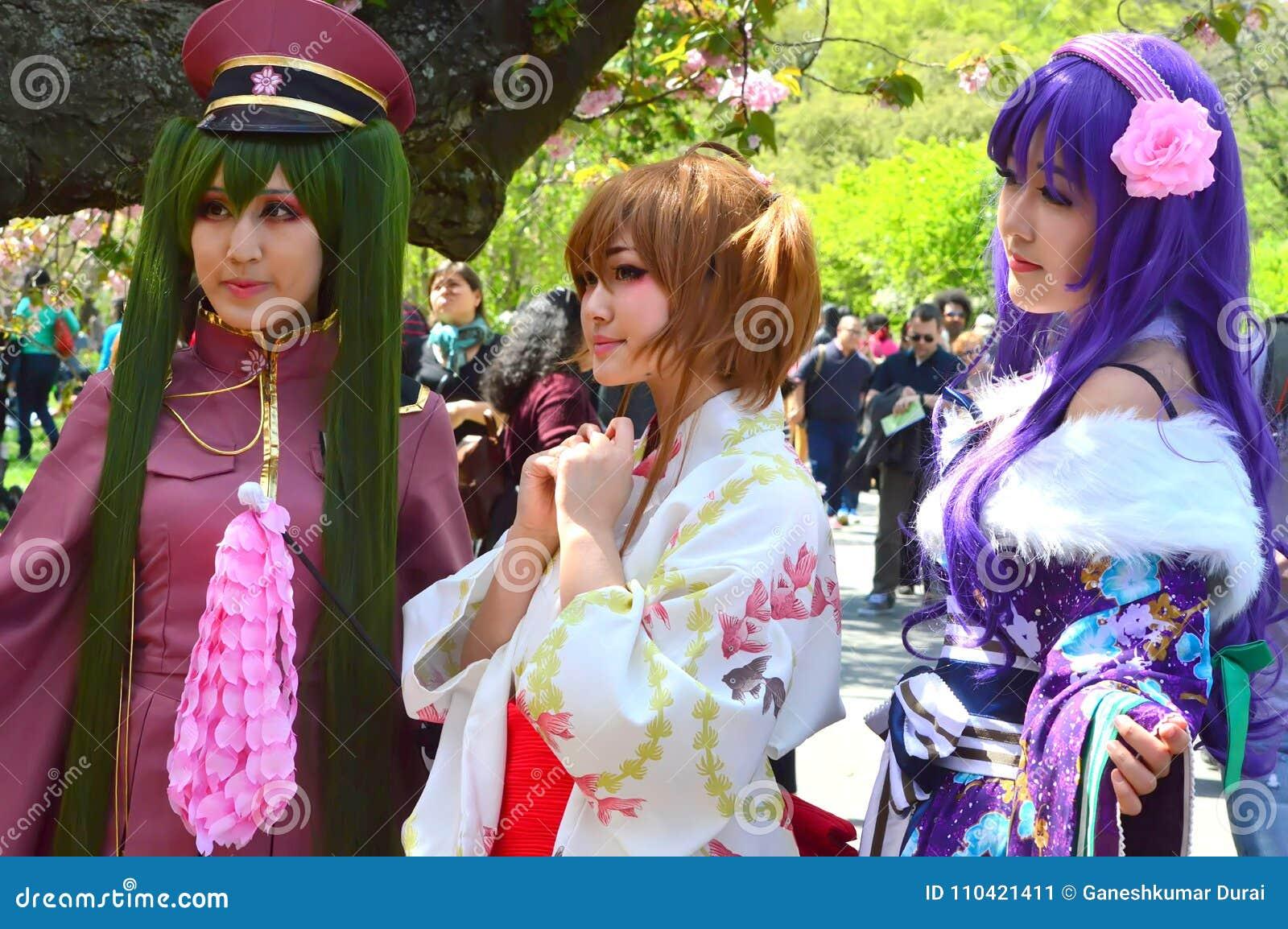 Japanska traditionella kläder
